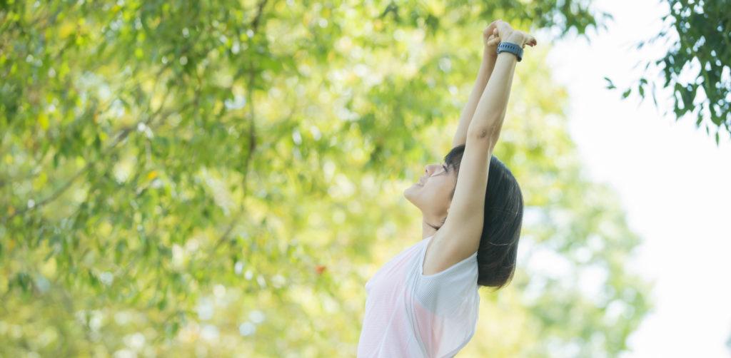 健康な体づくりイメージ