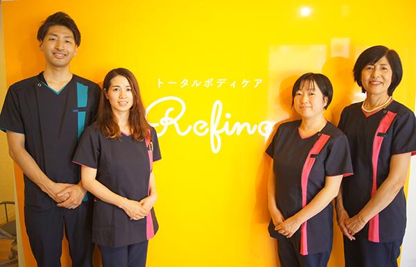 Refineスタッフphoto